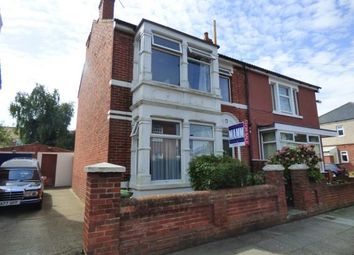 Thumbnail 3 bed semi-detached house for sale in Portsmouth, England, United Kingdom