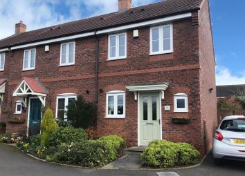 2 bed property for sale in St. Thomas Close, Cannock WS12