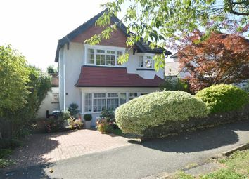 Thumbnail 4 bed detached house for sale in Howard Road, Coulsdon, Surrey