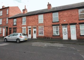 Thumbnail 2 bed terraced house to rent in Vernon Avenue, Old Basford, Nottingham
