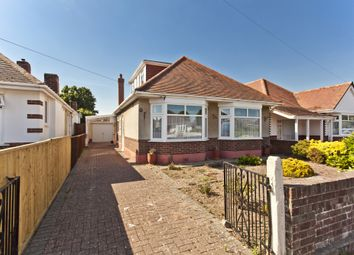 Thumbnail 4 bed detached bungalow for sale in Cranleigh Gardens, Bournemouth, Dorset