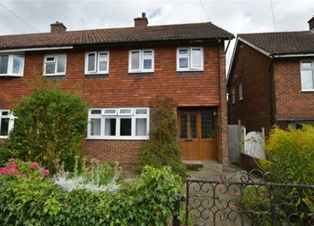 Thumbnail 3 bed end terrace house for sale in Grove Crescent, Croxley Green, Rickmansworth Hertfordshire