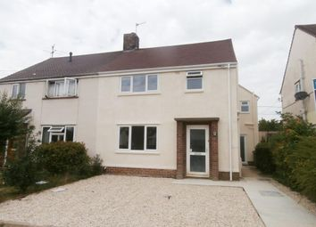 Thumbnail 4 bed semi-detached house to rent in Drayton, Oxfordshire
