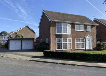 Thumbnail 4 bedroom detached house for sale in Barcombe Avenue, Seaford, East Sussex