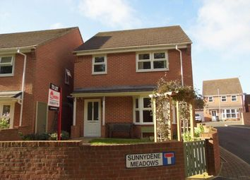 Thumbnail 4 bedroom detached house for sale in Sunnydene Meadows, Howden Le Wear, Crook