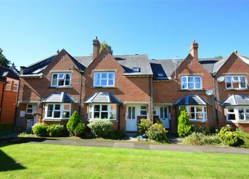 Thumbnail 2 bed town house for sale in St Marys Court, Ottway Walk, Welwyn, Hertfordshire