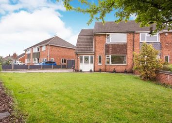 3 bed semi-detached house for sale in Hollybush Crescent, Willaston, Nantwich, Cheshire CW5