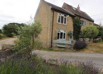 Thumbnail 3 bed cottage for sale in The Green, Brafferton, Darlington