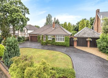 Thumbnail 3 bed bungalow for sale in Marlings Park Avenue, Chislehurst