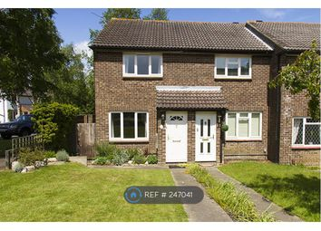 Thumbnail 2 bed end terrace house to rent in Whitebeam Road, Hedge End