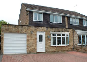 Thumbnail 3 bedroom semi-detached house for sale in Caraway Walk, South Shields, South Shields