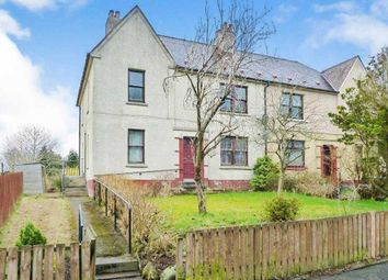 Thumbnail 2 bedroom flat for sale in Greenhill Road, Bonnybridge