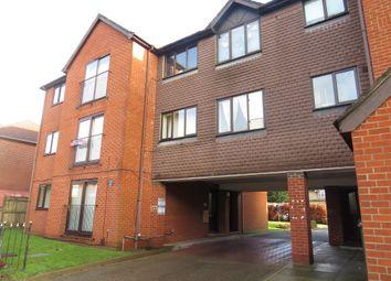 Thumbnail 1 bed flat for sale in Bullar Road, Southampton