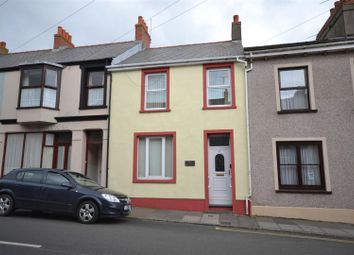 Thumbnail 3 bedroom terraced house for sale in Kensington Road, Neyland, Milford Haven