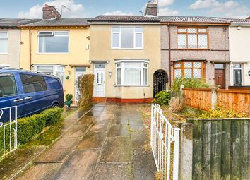 Thumbnail 2 bed terraced house to rent in Willis Lane, Whiston, Prescot