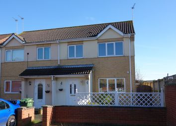 Thumbnail 3 bedroom semi-detached house for sale in Wright Close, Caister-On-Sea, Great Yarmouth