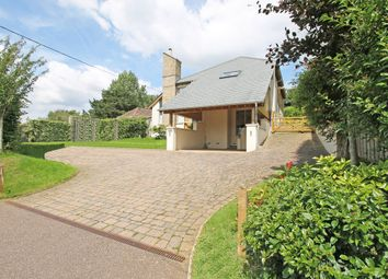 Thumbnail 3 bed detached house for sale in Ebford Lane, Ebford, Exeter