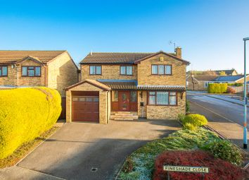 Thumbnail 4 bed detached house for sale in Fineshade Close, Barton Seagrave