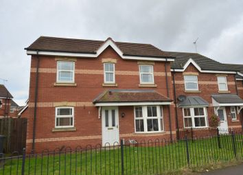 Thumbnail 4 bed detached house for sale in Daisy Close, Scunthorpe