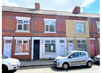 2 bed terraced house for sale in Tudor Road, Leicester LE3