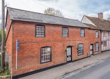 Thumbnail 3 bed end terrace house for sale in Lavenham, Sudbury, Suffolk