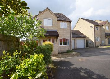 Thumbnail 3 bedroom detached house for sale in Cantelo Close, Swindon, Wiltshire