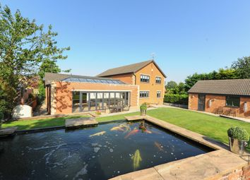 Thumbnail 6 bed detached house for sale in Norbriggs Road, Woodthorpe, Chesterfield