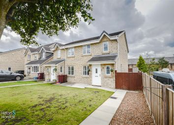 Thumbnail 4 bed semi-detached house for sale in Loxley Gardens, Burnley