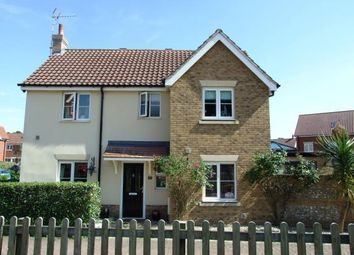 Thumbnail 4 bed detached house for sale in Mildenhall, Bury St. Edmunds, Suffolk