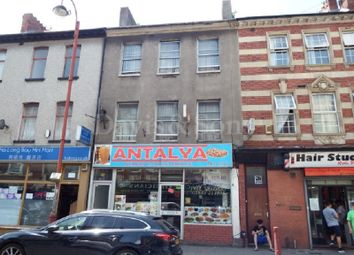 Thumbnail 5 bed mobile/park home for sale in Commercial Road, Newport, Gwent.