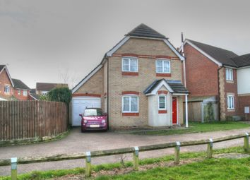 Thumbnail 3 bed detached house to rent in Spartan Close, Haverhill