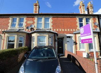 Thumbnail 3 bedroom terraced house for sale in Great Lea Terrace, Three Mile Cross, Reading