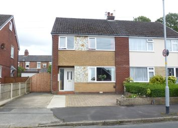 Thumbnail 3 bed semi-detached house for sale in Grange Road, Leyland
