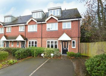 4 bed end terrace house for sale in Swansmere Close, Walton-On-Thames, Surrey KT12