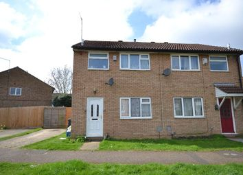Thumbnail 3 bed semi-detached house for sale in Manorfield Close, Little Billing, Northampton