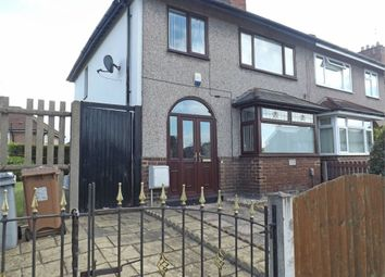 Thumbnail 3 bed semi-detached house for sale in Poulton Road, Wallasey, Merseyside