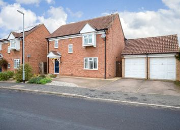 Thumbnail 4 bed detached house for sale in Constable Road, St. Ives, Huntingdon