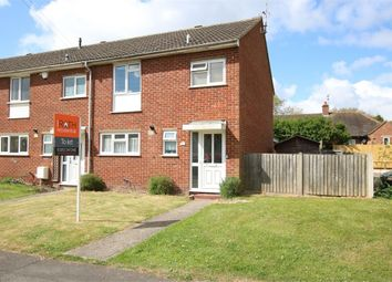 Thumbnail 3 bed end terrace house to rent in Emmbrook Road, Wokingham, Berkshire