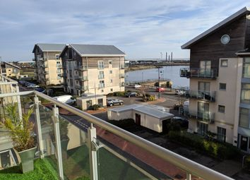 Thumbnail 2 bedroom flat to rent in Mimosa, Glanfa Dafydd, Barry