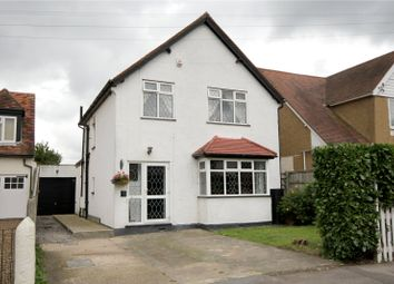 Thumbnail 3 bed detached house for sale in Watersplash Road, Shepperton, Surrey