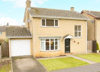 Thumbnail 3 bed detached house for sale in Elm Crescent, Charlbury, Chipping Norton