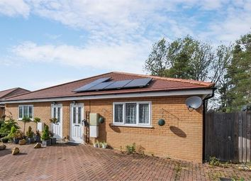 Thumbnail 2 bed semi-detached bungalow for sale in Moat View, Grendon Underwood, Buckinghamshire.