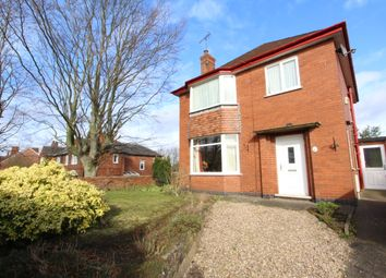 Thumbnail 3 bed detached house for sale in Appleton Street, Warsop, Notts