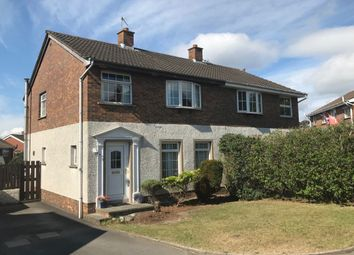 Thumbnail 3 bed semi-detached house for sale in Beaumont Drive, Bangor