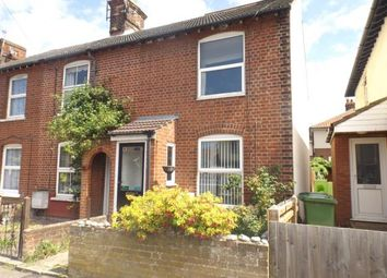 Thumbnail 3 bed end terrace house for sale in Cromer, Norfolk