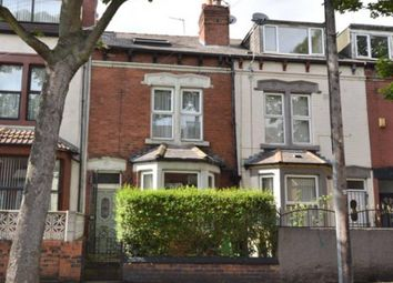 Thumbnail 4 bed terraced house to rent in Coldcotes Avenue, Harehills, Leeds