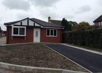 Thumbnail 2 bed semi-detached bungalow to rent in Nursery Gardens, Longton, Preston