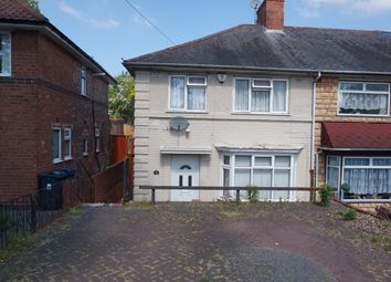 Thumbnail 3 bed end terrace house for sale in Marsh Lane, Erdington, Birmingham