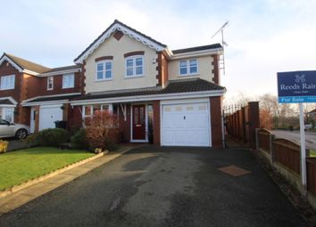 Thumbnail 4 bed detached house for sale in Parsonage Close, Upholland, Skelmersdale