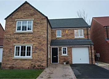 Thumbnail 4 bed detached house for sale in Elm Tree Lane, Bedale